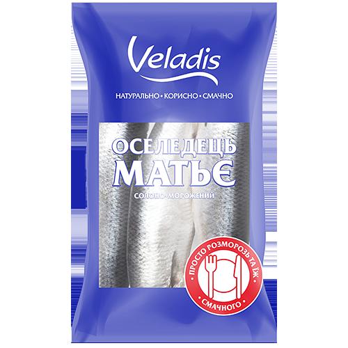 Сельдь Матье солено-мороженая